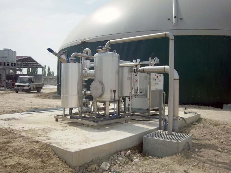 Очистка биогаза от сероводорода, аммиака, фенола, толуола и оксида азота, принципы, методы и оборудование для биогазоочистки — ПЗГО