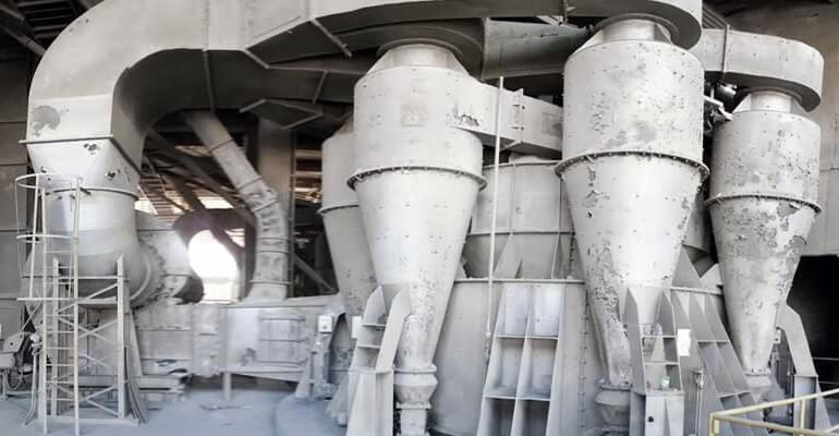 циклон для цементного завода