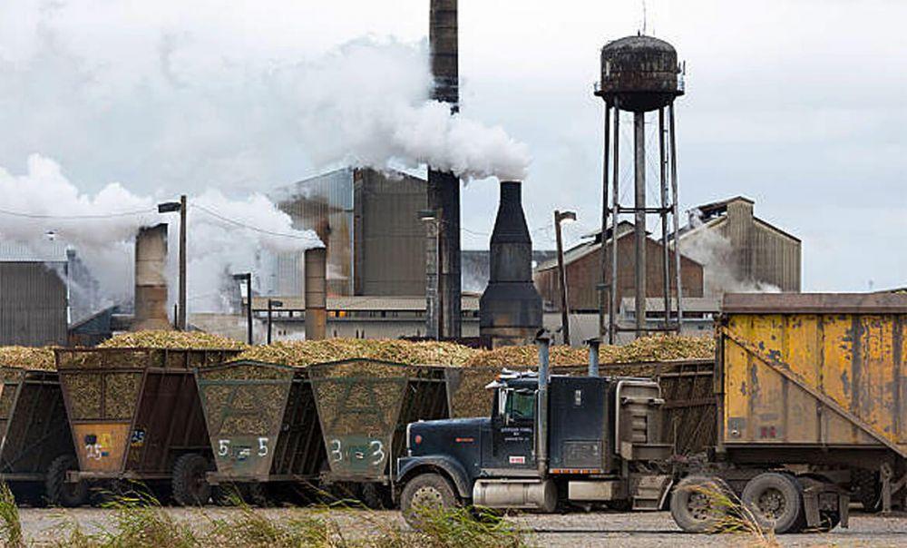 sugar industry emissions